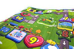 Детский игровой развивающий коврик OSPORT Приключение 90х90х0.5см (M 2627)