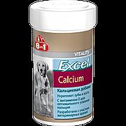 8in1  Excel Calcium - кальциевая добавка для собак 1700таб (115564)+доставка бесплатно