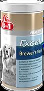 8in1 Vitality Brewers Yeast with Garlic пивные дрожжи с чесноком  1430таб (115731)