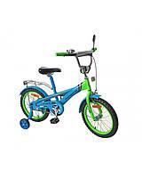Детский двухколесный велосипед DendiToys 16''