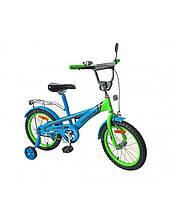 """Дитячий двоколісний велосипед DendiToys 16"""""""