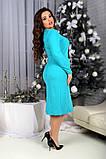Нарядное женское платье в разных цветах , фото 4