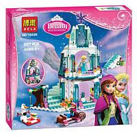 """Конструктор Bela 10435 (аналог Lego Disney Princess 41062) """"Ледяной замок Эльзы"""", 297 дет"""