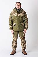 Костюм горный штурмовой ветрозащитный Горка Пиксель Украина 5 52