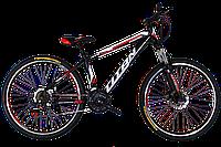 "Горный Велосипед Titan Evolution 26"" (Black-Red-White), фото 1"