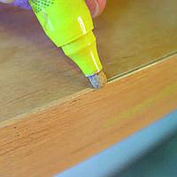 Мебельный акриловый маркер для ламинированных поверхностей
