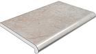 Подоконник глубина 300 мм, длина 1000 мм., Plastolit (Пластолит), бежевый мрамор глянцевый цвет., фото 2