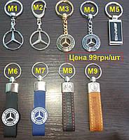 Брелок Мерседес Mercedes для ключей