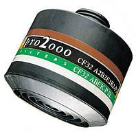 Фильтр ScottSafety Pro2000 CF32 A2B2E2K2-P3 R D/ABEK PSL (код. 5042799)