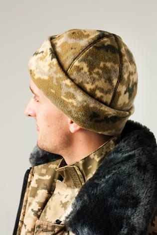 Шапка флисовая Укр-5, фото 2
