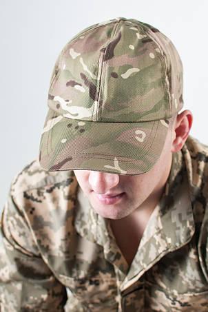 Бейсболка камуфляжная Мультикам НАТО, фото 2