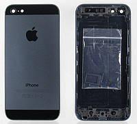 Корпус для мобильного телефона Apple iPhone 5 черный
