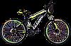 "Горный Велосипед Titan Evolution 26"" (Black-Lightgreen-White)"