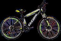 """Горный Велосипед Titan Evolution 26"""" (Black-Lightgreen-White), фото 1"""