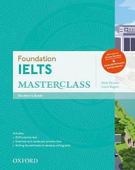 Foundation IELTS Masterclass Student's Book with Online Practice (Учебник)