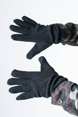 Перчатки флисовые, фото 2