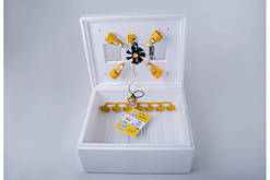 Теплуша ИБ-63 220/50 ЛА (В) — ламповый инкубатор с автопереворотом яиц и влагометром