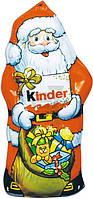 Шоколадная фигура Kinder «Дед Мороз» 55 г (80310334)