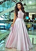 Стильное  вечернее платье