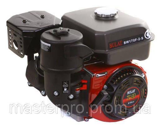 Двигатель бензиновый Bulat BW170F2-S New