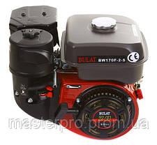 Двигатель бензиновый Bulat BW170F2-S New, фото 2
