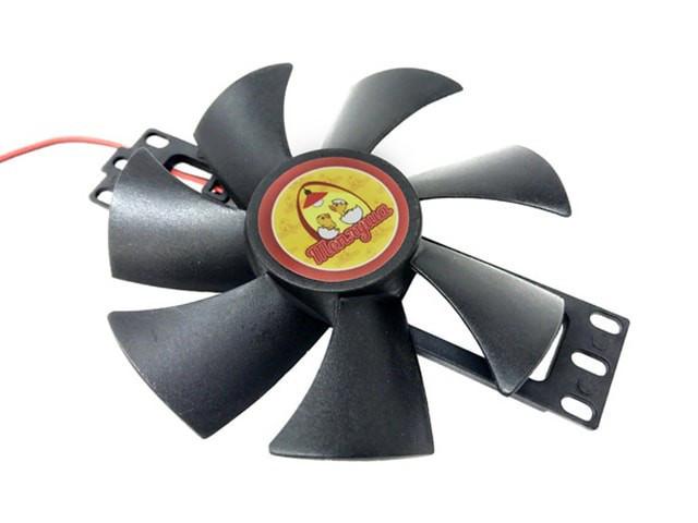 Вентилятор Теплуша