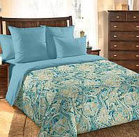 Полуторное постельное белье, Лоренцо, перкаль 100% хлопок