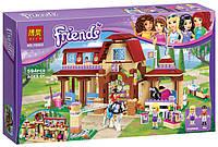 """Конструктор Friends Bela 10562 """"Клуб верховой езды"""" 594 деталей. Аналог LEGO Friends 41126"""