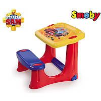 Парта детская Пожарный Сэм Smoby 420205