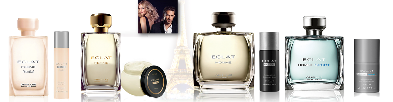бренд Eclat особенности ароматовистория создание еклатов от