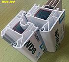 Металлопластиковые окна WDS 6 - 6-камерная система, фото 3