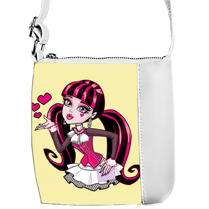 253502a2f64d Купить детскую сумку для девочки с принтом Монстер хай, цена 120 грн.,  купить в Хмельницком — Prom.ua (ID#664408951)