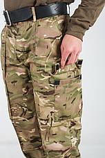 Штаны камуфляжные Мультикам НАТО, фото 3