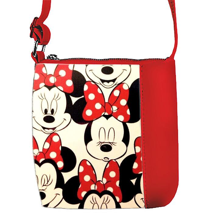 Детская сумка для девочки с принтом Минни Маус