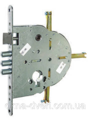 Замок врізний MUL-T-LOCK 4-WAY DIN M235/M267 CR UNIV BS65 мм 90 мм w/o SP
