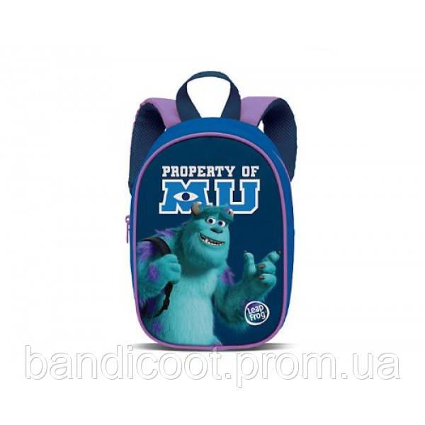 Рюкзак для дошкольника LeapFrog Корпорация монстров. LeapFrog Disney Pixar Monsters University Carrying Pack