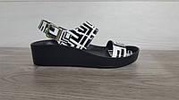 Женские босоножки из лак кожи, молодежная обувь