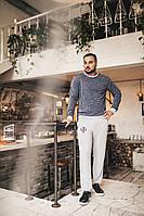 Спортивный костюм мужской с серыми штанами (2 цвета) ВВ/-59