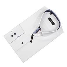 Рубашка мужская Karol Белая, фото 3