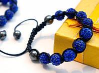 """Красивый браслет Шамбала """"Цветные сны"""""""
