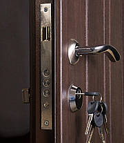 Входные двери «Редфорт (Redford) Арка» МДФ в квартиру, фото 2