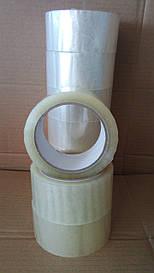 Скотч упаковочный (прозрачный) 48 мм./ 100 метров.
