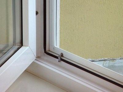 Москитные сетки оконные внутренние Z-образная рамка Анвис