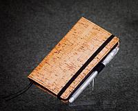 Блокнот коричневый с черными листами Стандарт ( Ежедневник черные страницы )