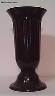 Пластиковая ваза для цветов