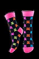Носки демисезонные с рисунком р 44-45