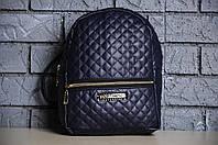 Женская сумка, сумочка, портфель, рюкзак Michael Kors (темно-синий)