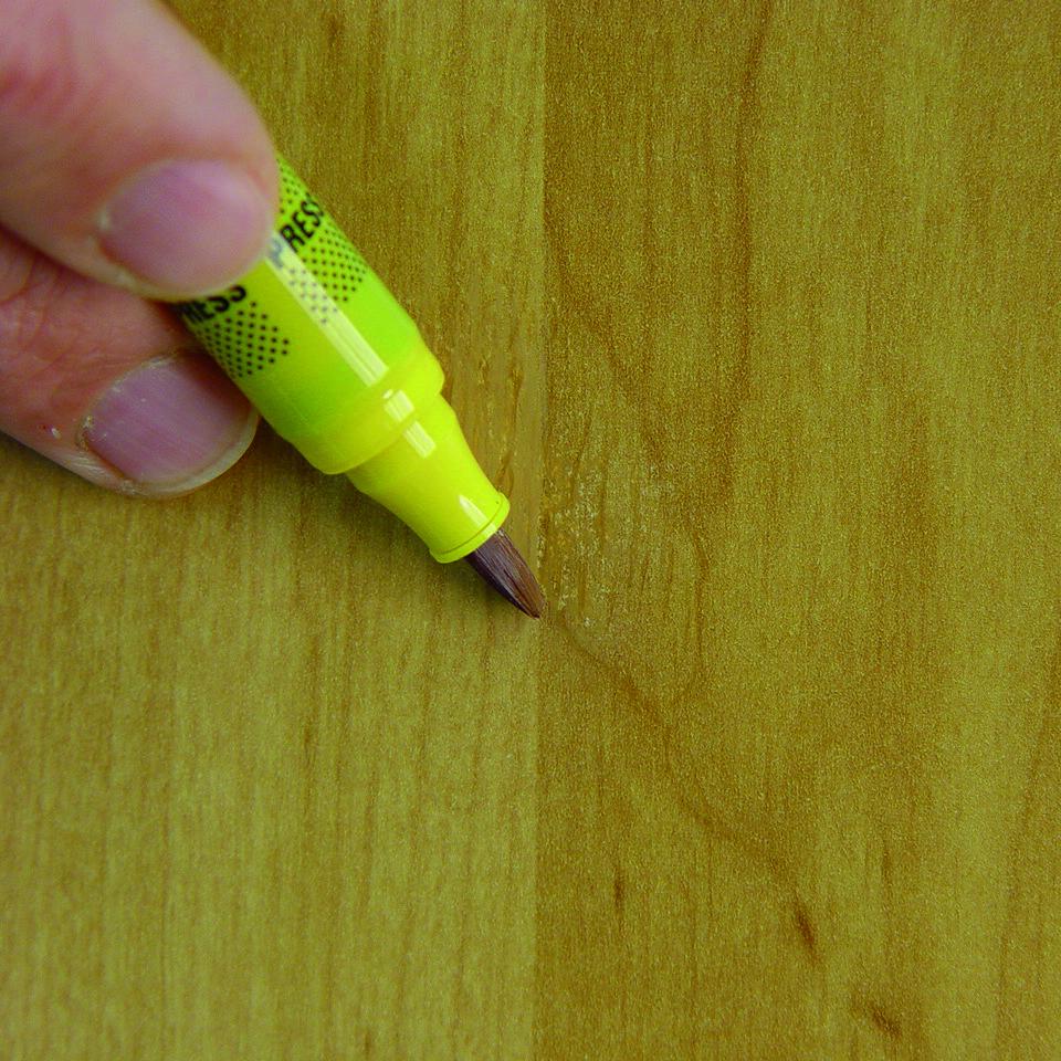 Фломастер з пензликом Lasur Pinsel Fix