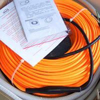 Двухжильный кабель нагревательный Woks 10-500 53,0 м Электрический пол под плитку