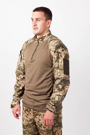Рубашка Тактическая Убакс ЗСУ пиксель, фото 2